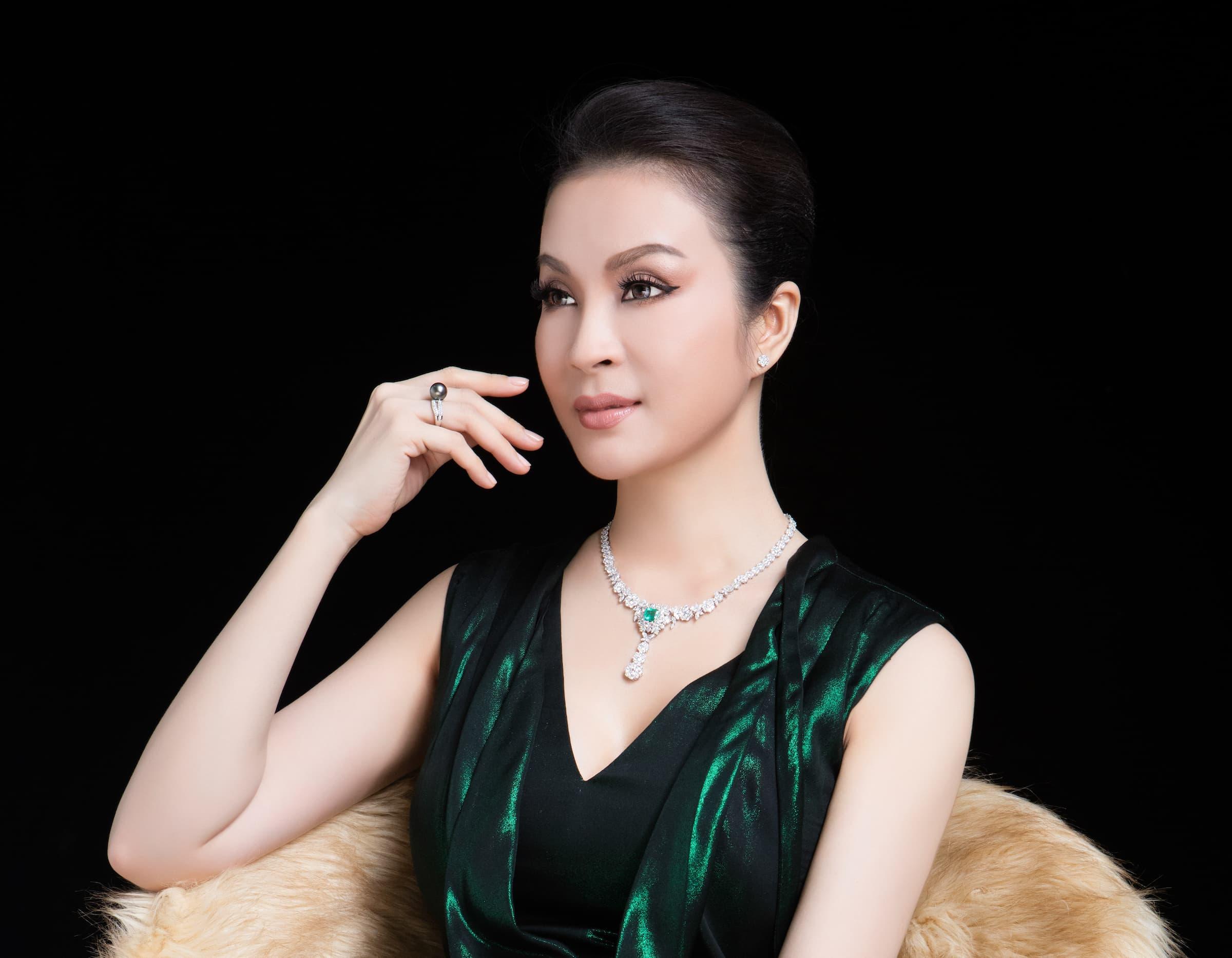 CAO Fine Jewellery Branding