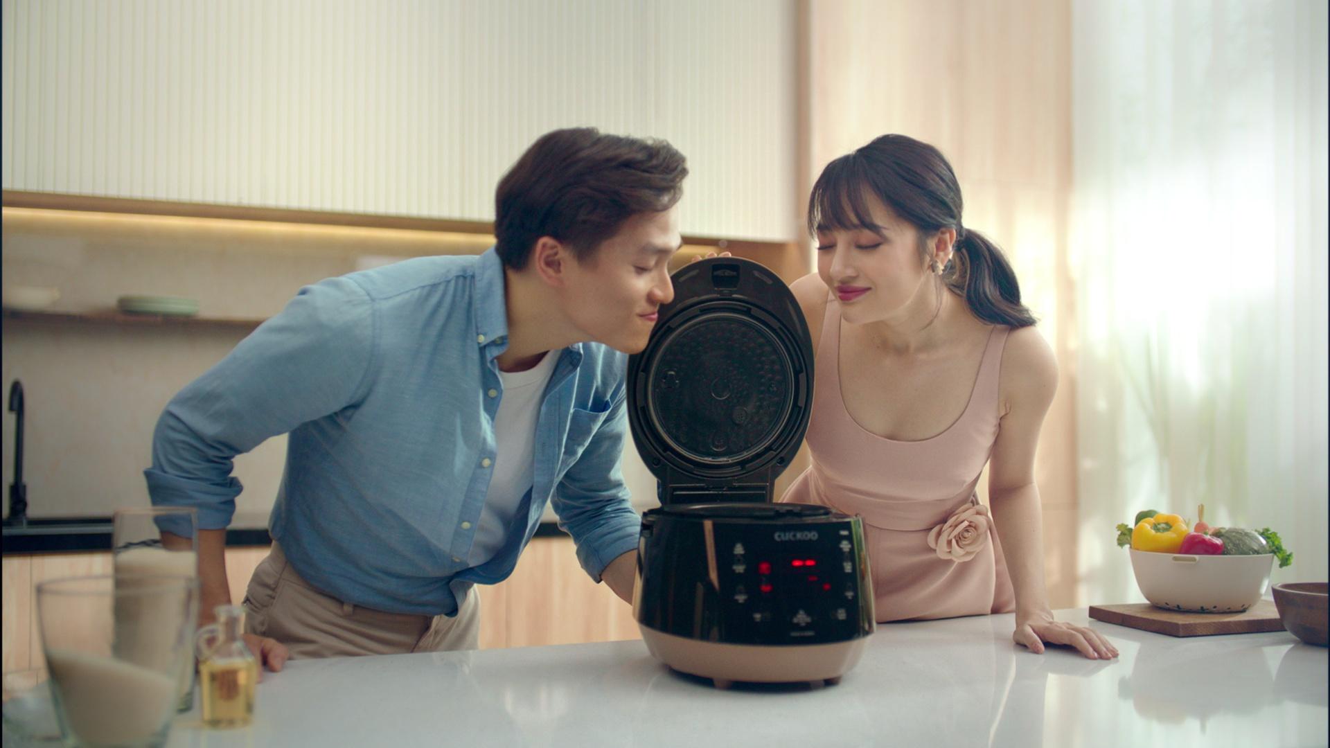 CUCKOO Ultra High Pressure Cooker TVC